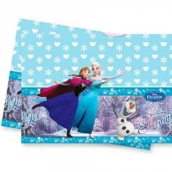 Nappe de fête Reine des Neiges sur glace