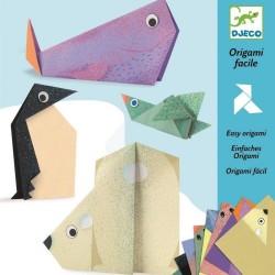 Origami - les animaux polaires