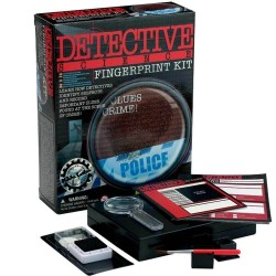 Police Scientifique : Kit empreintes digitales