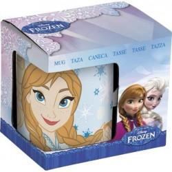 Mug porcelaine Anna et Elsa - Reine des neiges