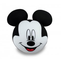 Coussin tête Mickey 30 cm