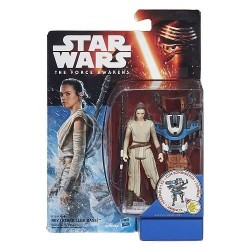 Figurine Star Wars 10 cm - Rey