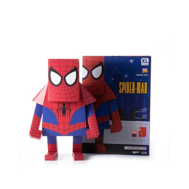 paper toy Spiderman XXL Momot