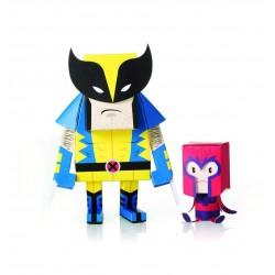Papertoy Wolverine 13 cm - Momot