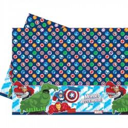 Nappe en plastique Avengers Marvel