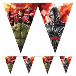 Guirlande fanions Avengers - Age of Ultron