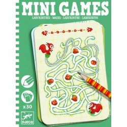 Mini Games - Les labyrinthes d'Ariane
