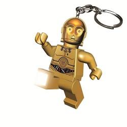 Porte-clés lumineux Lego Star Wars - C3PO