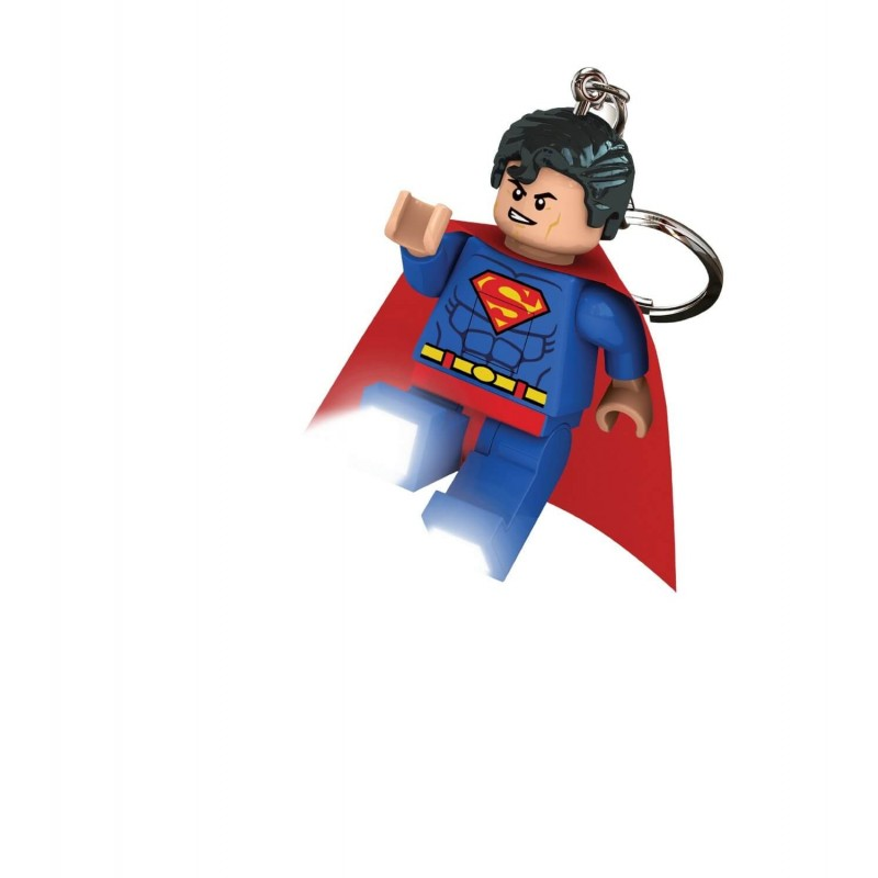 Porte-clés Lampe LEGO LED - Superman