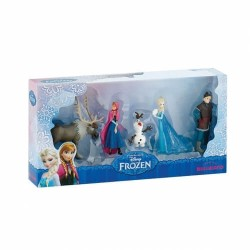 Coffret 5 mini figurines Frozen La Reine des Neiges