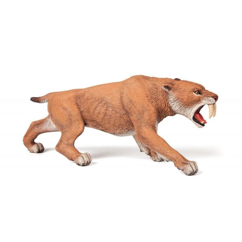 Smilodon - Figurine Dinosaure