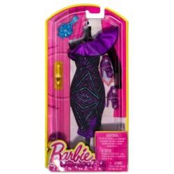 Robe de soirée Barbie fashionista et accessoires
