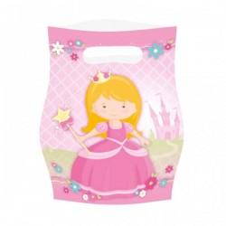 8 sacs cadeaux Little Princesse