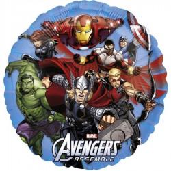 Grand ballon mylar Avengers - 45 cm
