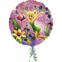 Grand ballon mylar Fée Clochette