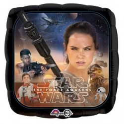 Ballon mylar Star Wars VII