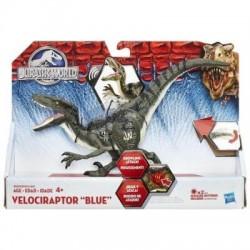 Figurine Velociraptor rugisseur - Jurassic World