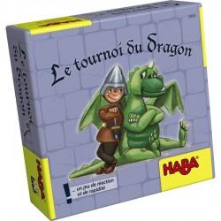 Jeu de société Le tournoi du dragon - Haba