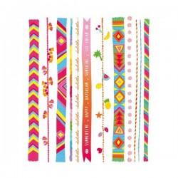 Tatouages Bracelets Brésiliens
