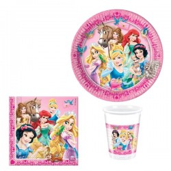 Kit Anniversaire Princesse Disney