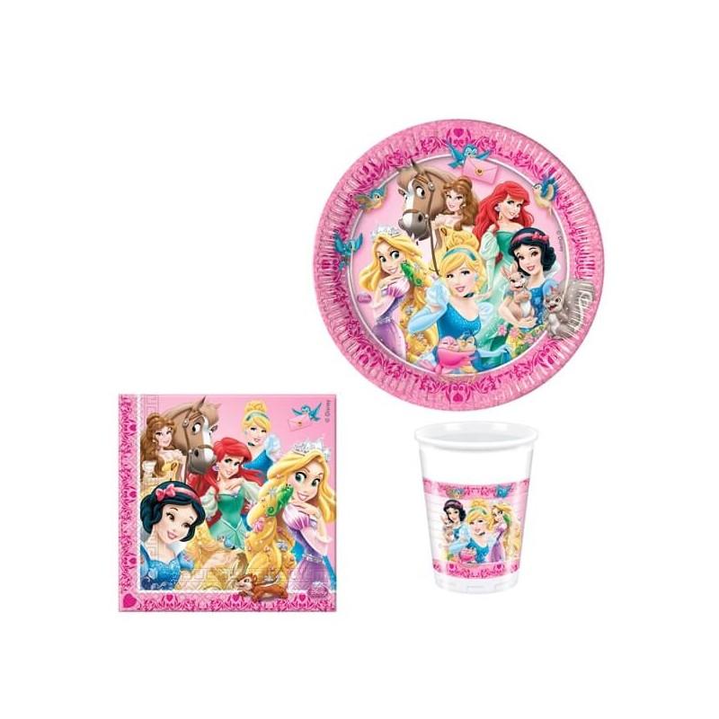 Kit Anniversaire Princesse Disney Decoration Anniversaire