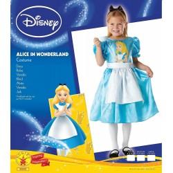Déguisement Alice aux pays des merveilles Taille 3-4 ans