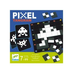 Casse-tête Pixel tangram - Djeco