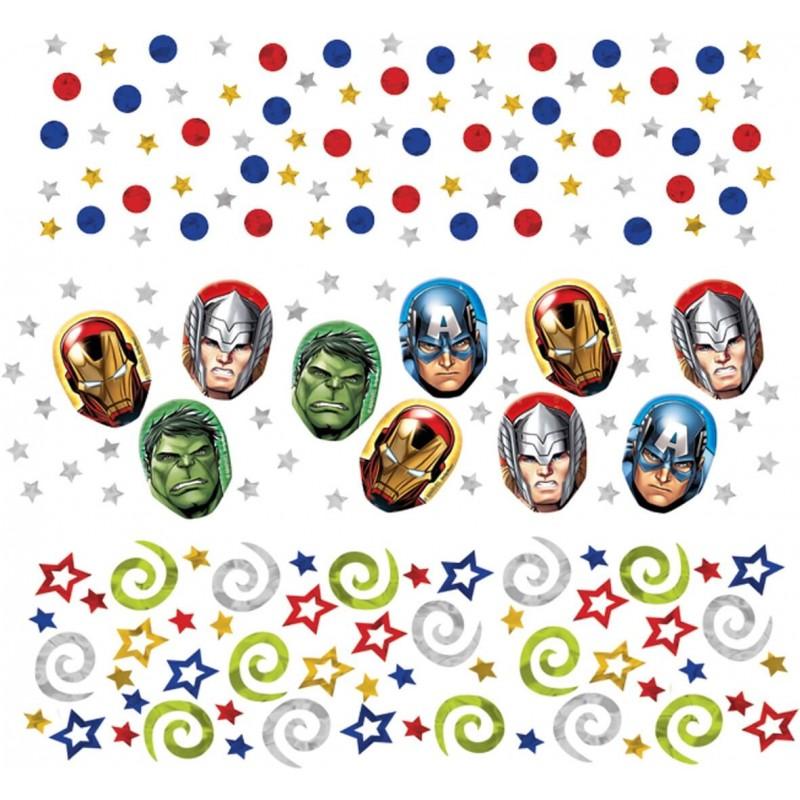 Confetti Avengers