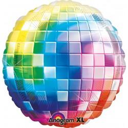 Ballon Hélium Disco XXL