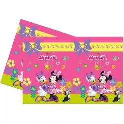 Nappe en plastique Minnie