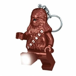 Porte-clés Lampe LEGO LED - Star Wars - Chewbacca