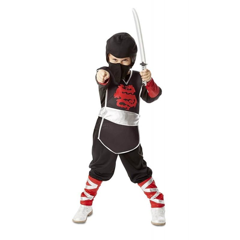 Déguisement de Ninja 3-6 ans