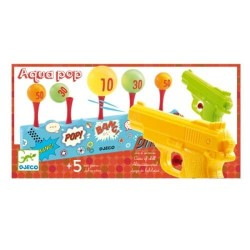 Aqua Pop - Jeu d'adresse Djeco