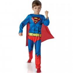 Déguisement enfant Superman 7-8 ans