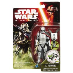 Figurine Star Wars 10 cm - Captain Phasma