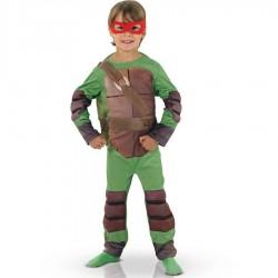 Déguisement Tortue Ninja de luxe - 7-8 ans