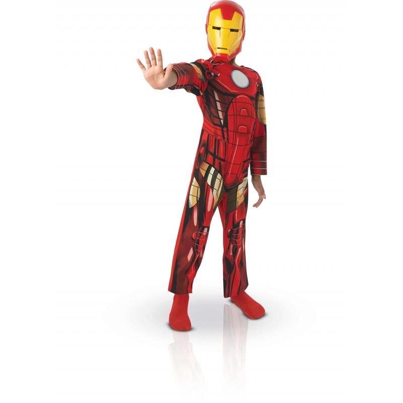 Déguisement Iron Man 7-8 ans