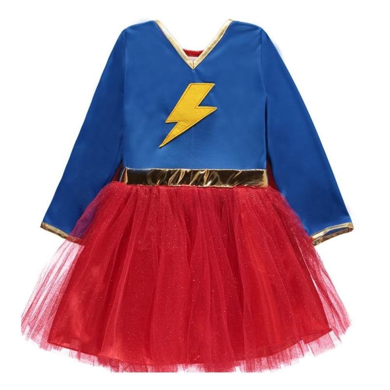 Déguisement Wonder Woman Taille 5/6 ans