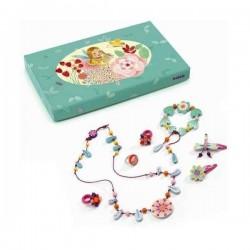 Coffret bijoux Djeco - Paradis des fleurs