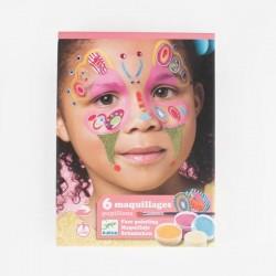 Coffret de maquillage Papillon - Djeco