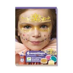 Coffret Maquillage princesse - Djeco