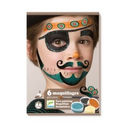 Coffret maquillage Pirate - Djeco