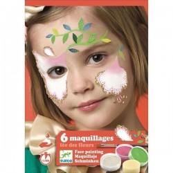 Coffret maquillage Fée des fleurs - Djeco