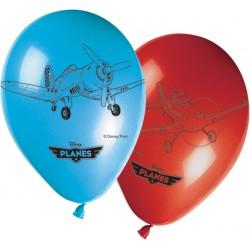8 Ballons à gonfler Planes