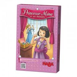 Princesse Mina - Jeu de société 4 ans