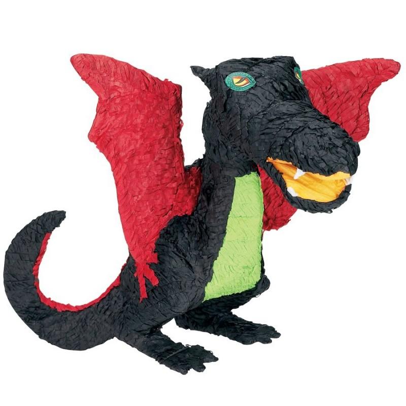 Pinata Dragon noir