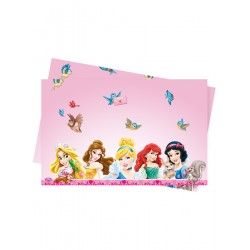 Nappe en plastique Princesses Disney