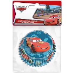 60 caissettes à cupcakes Disney Cars