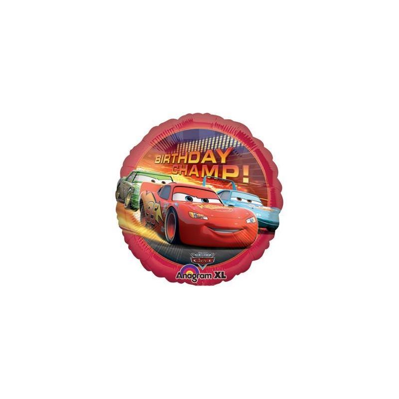 Ballon Hélium Disney Cars 43 cm