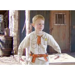 Déguisement Cowboy pour fille et garçon